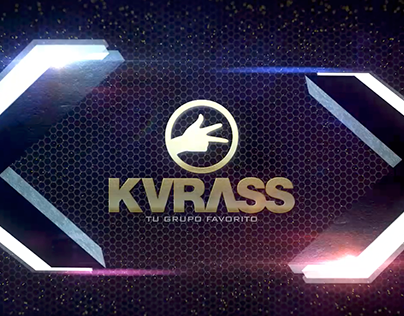 Kvrass Music group logo