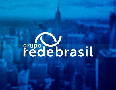 Rede Brasil - Branding and Signage System