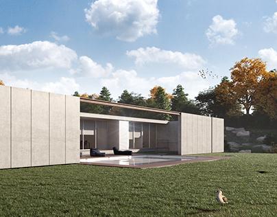 ConcreteHouse