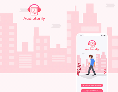 Audiotorily Music App
