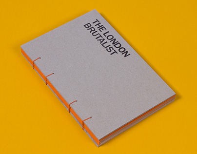 The London Brutalist book