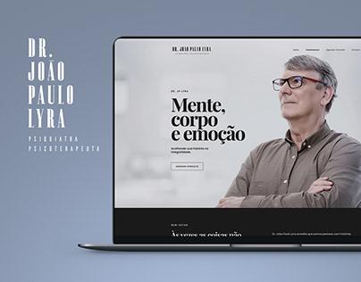 Site Dr. João Paulo Lyra