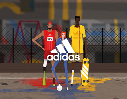 Adidas 'Know Hope'