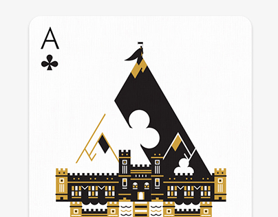 Playing Arts SE - Ace of Clubs ♣