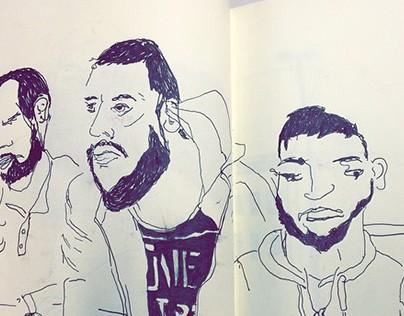 Everyday illustrations