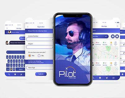 Pilot App UX/UI