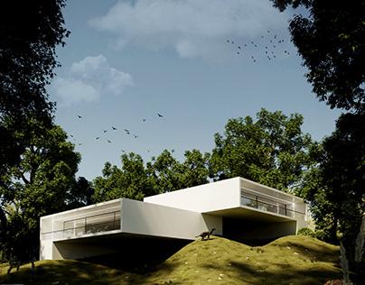 Casa Escultura