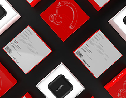 Packaging Design -Wave Hearing Aid