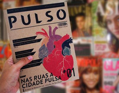 revista pulso - pulso magazine