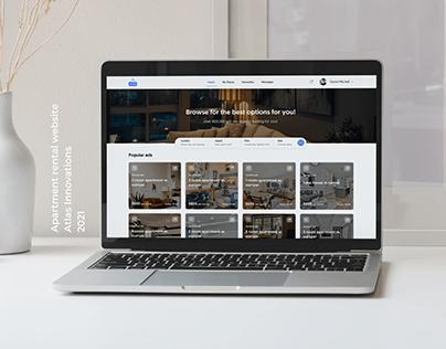 RENTATRA - apartment rental website