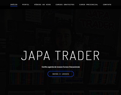 Web Site - JapaTrader