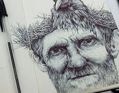 Sketchbook & Drawings