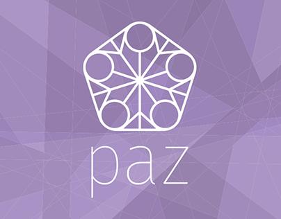 Paz Identity & App Design
