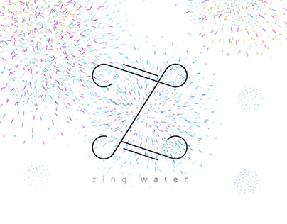 Zing Water Logo Project