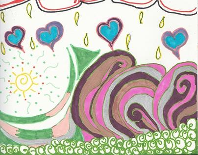 grafitti \regular doodles