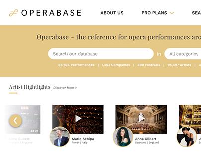 OPERABASE | UX UI