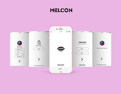 Melcon AppInterface Design