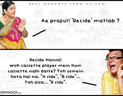 Best Moments from Khichdi