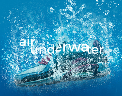 air underwater
