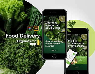 Food Delivery App, Case Study