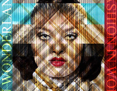 Digital Art / Poster Design / Fashion Design