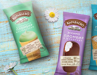 «Karavaevo» – ice cream with care and soul