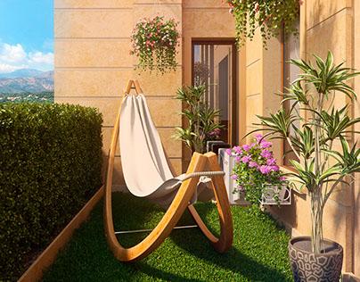 Luxury penthouse in Varna