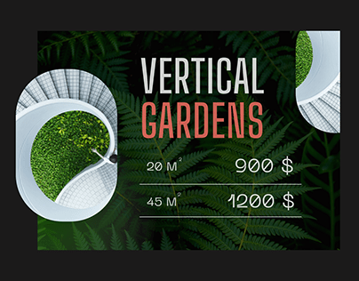 Website for vertical panels from plants