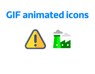 GIF Animated ICONS