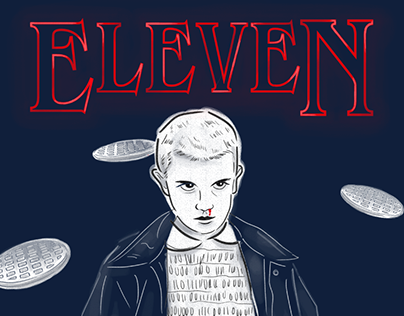 Eleven | Stranger Things Animation