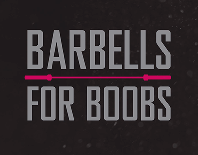 Barbells For Boobs PSA (Video)