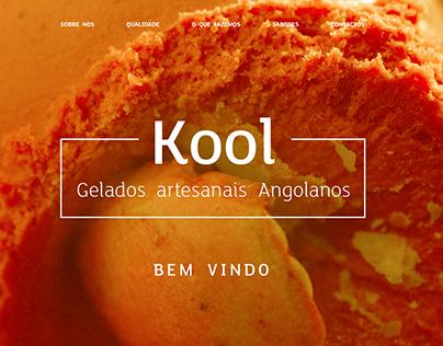 Kool - Gelados Artesanais Angolanos