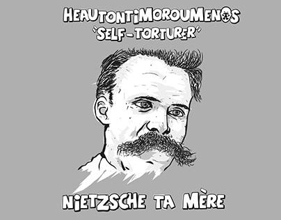 Nietzsche your mother