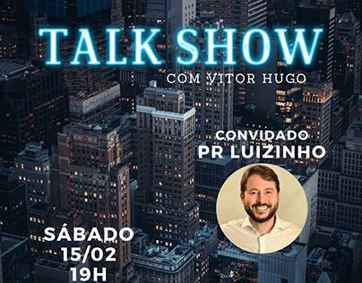 Talk Show - UPA Encruzilhada