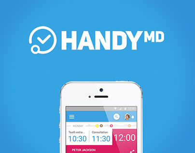 HandyMD: Android app design