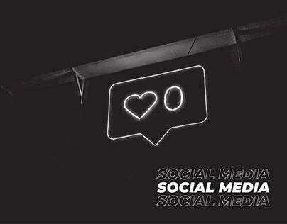 Social Media Account Management (Cafes)