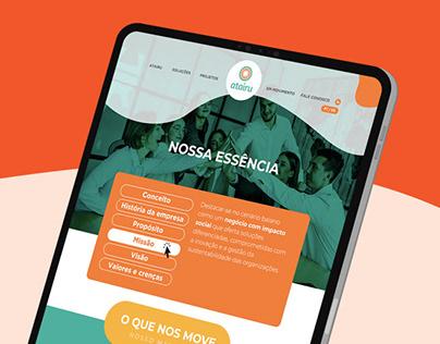 Website - Atairu