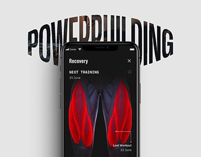 Powerbuilding | Mobile app