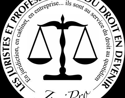 Logo tampon JuriPro