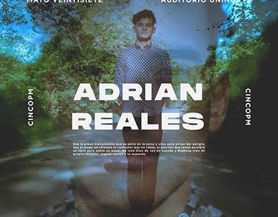 Adrián Reales - Concierto de Grado