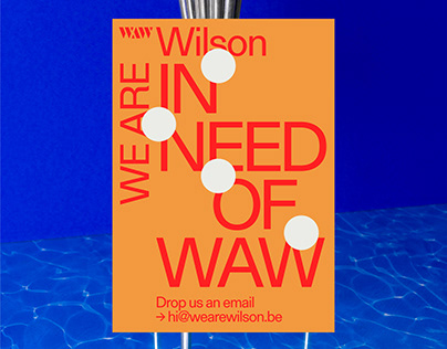 We Are Wilson - Brand Identity