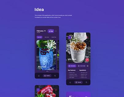 UI UX App Design Concept