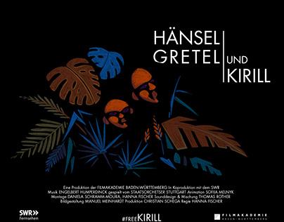 "Animated Intro for ""Hänsel, Gretel und Kirill"""