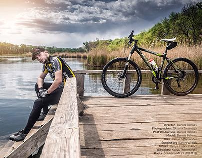 Bike Ride Photoshoot