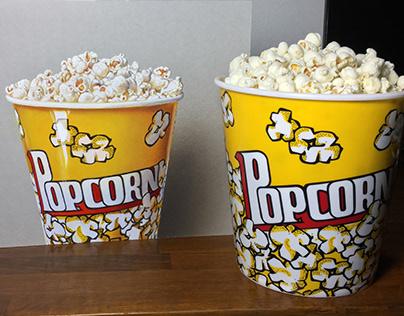 Drawing Popcorn 🍿