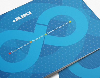 JUKI Europe | Brochure Design