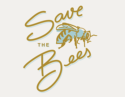 """""""Save the Bees"""" Campaign Pitch"""