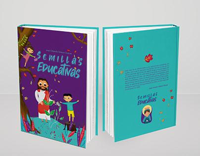 Diseño y diagramación - Libro infantil/ Semillas E.