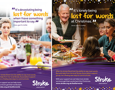 Lost for Words (Aphasia Awareness) - Stroke Association
