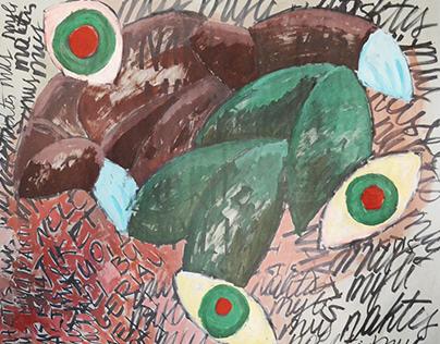 pro(re)gress – series of paintings